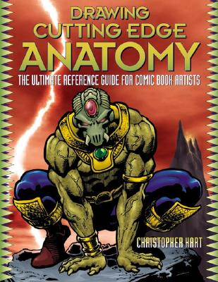 Drawing Cutting Edge Anatomy By Hart, Christopher